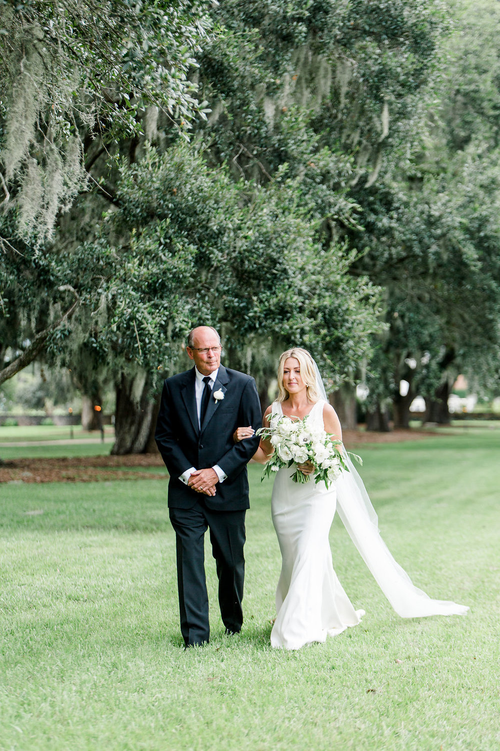 Tara & Jeremy | Boonehall Plantation Wedding, Charleston, South Carolina — Shauna Veasey | Charleston Fine Art Film Wedding Photographer
