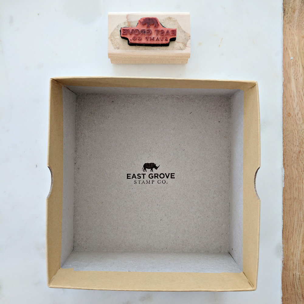 Gift Boxes - Since the recipient of the gift didn't order from us and might not see the rest of the packaging, we still want to make sure that they know who made the gift that they received, should they want to order from us.