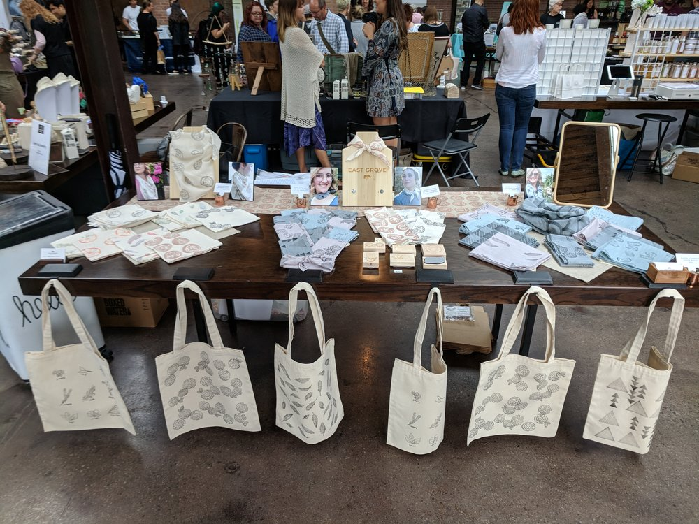 2018: Chicago Artisan Market