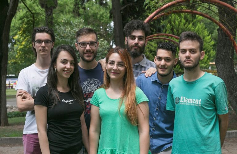 iGEM Thessaloniki 2018 team