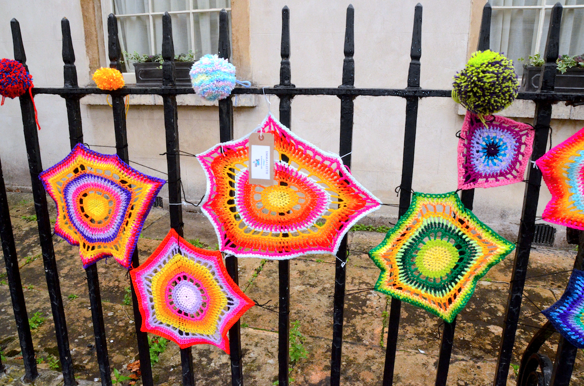 Yarn Railings