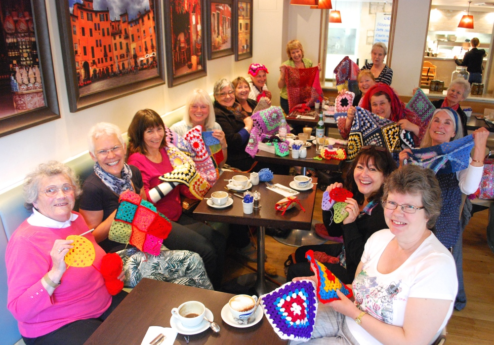 Carluccio's Crochet Group