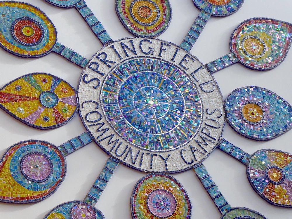 Community School mosaic