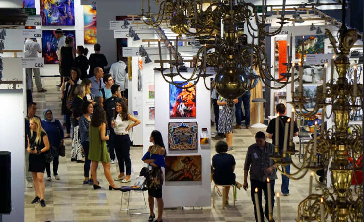 Resultado de imagen de Barcelona - BCN International Art Fair (Biaf