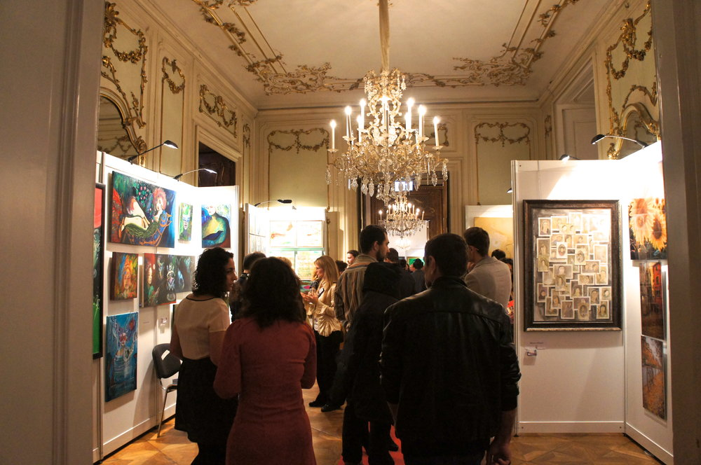 Vienna Int'l Art Fair