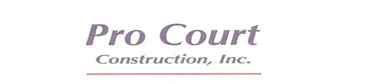 Pro Court Construction Inc.