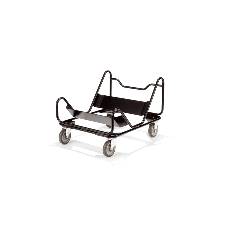 very stacker chair cart by haworth the kayhan store