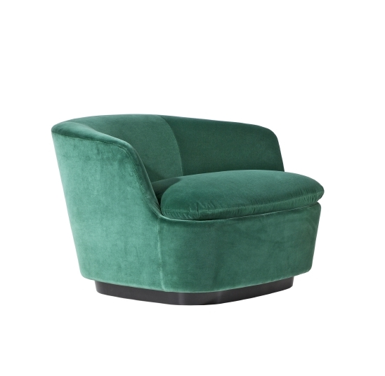 My favorite piece of furniture is  Orla  by Cappellini for Haworth. I love the curves and elegant design.