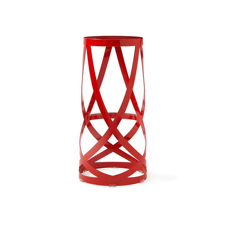 One of my favorite pieces of furniture from is the  Ribbon  stool by Haworth. I love its playfulness, fluid lines, and unique color offerings—because every space needs a splash of fun. The design evoke ideas of movement, dance and music… all things that I feel are important in life.