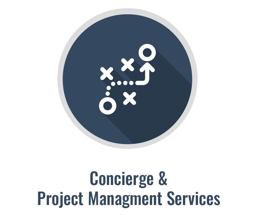 Concierge Project Management Services