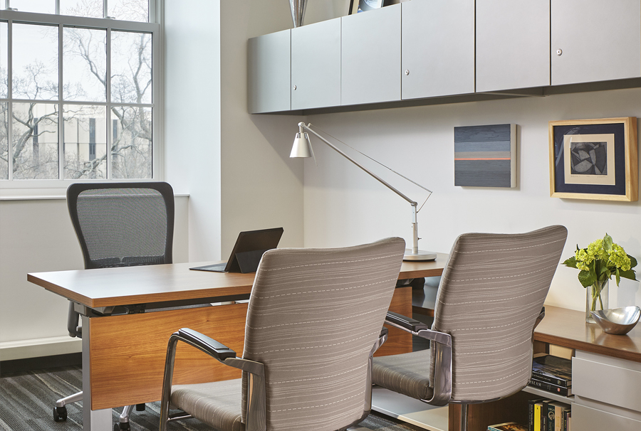 The Perfect Office - Trending Designs On Campus