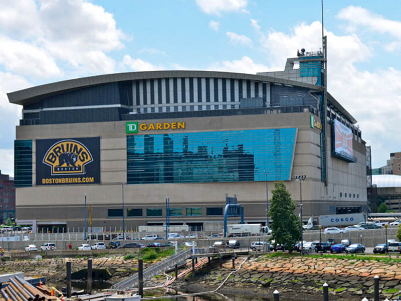 TD Gardens  - Client: Boston BruinsProject Size: Multiple phases of construction renovation (50,000 square feet +)Scopes: Procurement of flooring packageOpening: 2010 - 2015