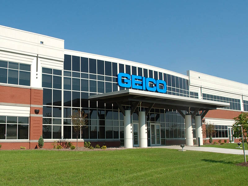 Geico  - Location: Buffalo, NYClient: GeicoProject Size: 234,000 square feetScopes: Procurement of flooring package throughout the facility Opening: Summer 2005