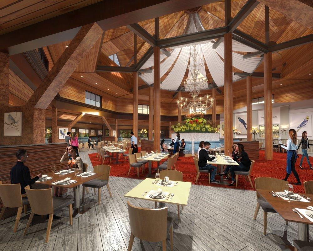 Paula Deen Restaurants - Location(s): Fairview & San Antonio, TXClient: Phoenix HospitalityProject Size: 525 Seats / 23,000 SF Scopes: Owner's Representative and FF&E procurement consultantOpening: Spring 2018