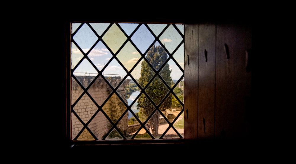 Window, Forteresse Royale de Chinon