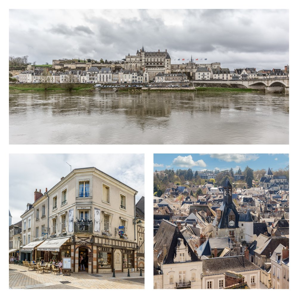 Day 1 – The town of Amboise - A walking photography tour of the town. Amboise is a charming classic French town. It is a photographer's dream.