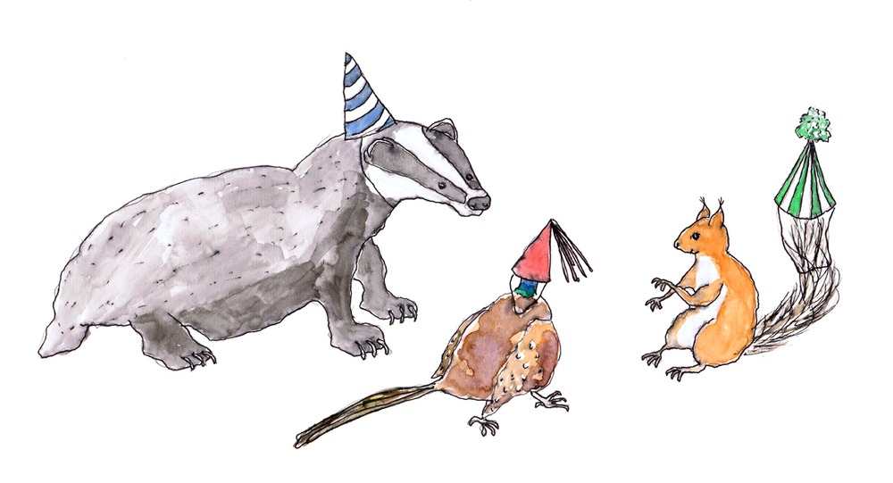 smaller animals in party hats.jpg