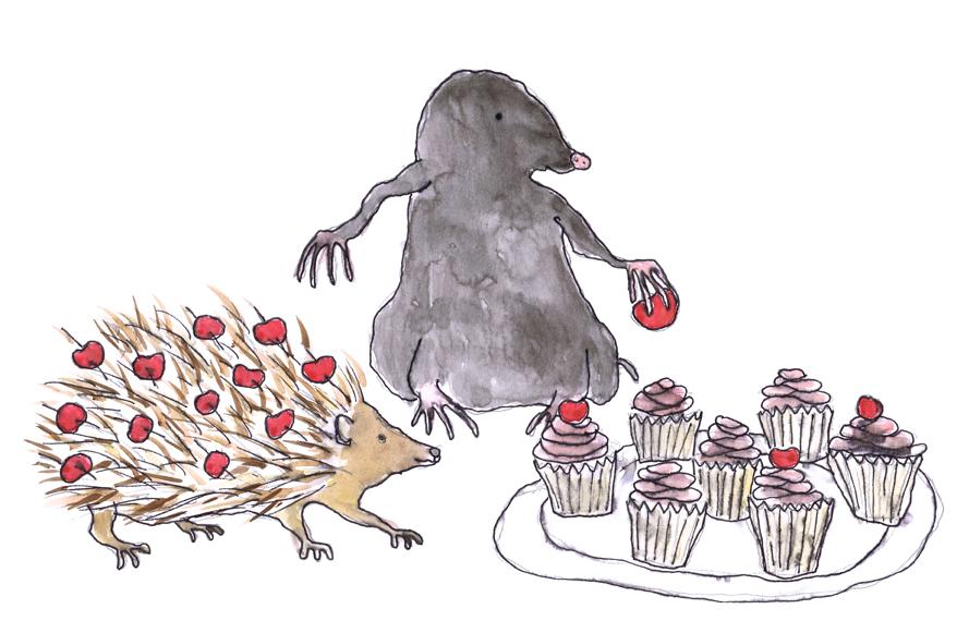 sml Mole hedhog cherries.jpg