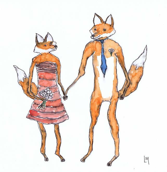 Tracey's foxes getting married etsy.jpg