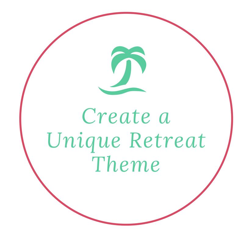 Create a Unique Retreat Theme