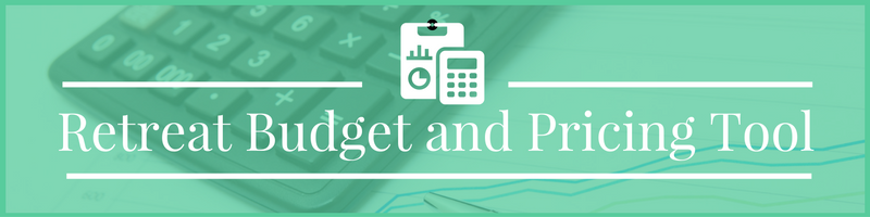 Retreat Budget and Pricing Tool Icon