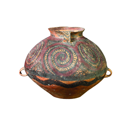 Neolithic Chinese Painted Potter Jar