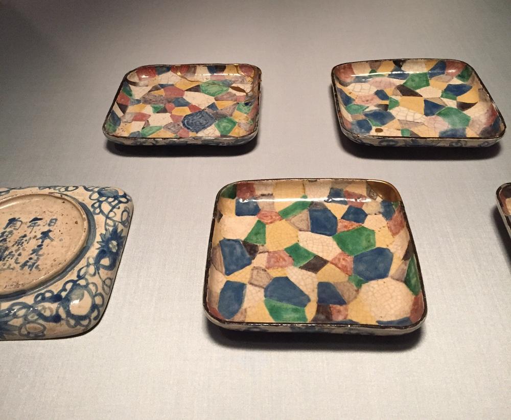 Ogata Kenzan plates.