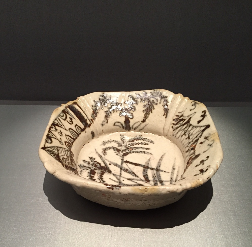 Shino bowl.