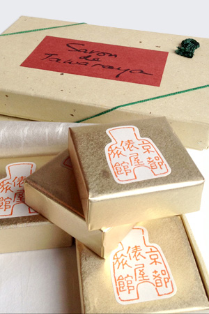 Tawara-ya Soap  $48 for box of 6