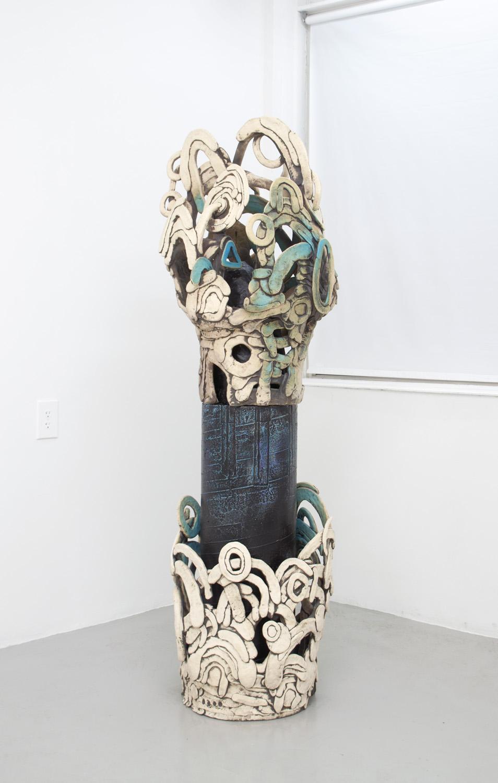 Luke Armitstead,  Body, Column Growth.