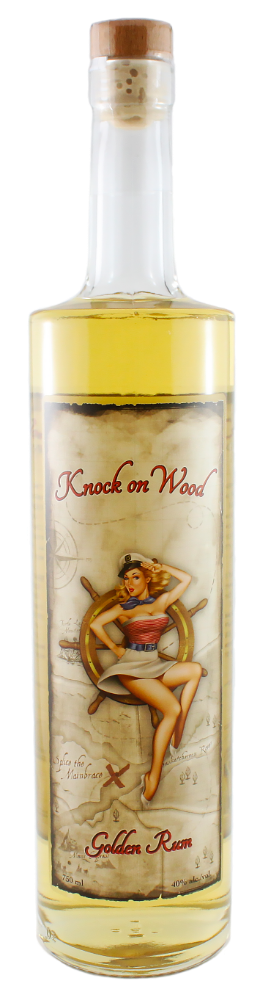 knock on wood rum