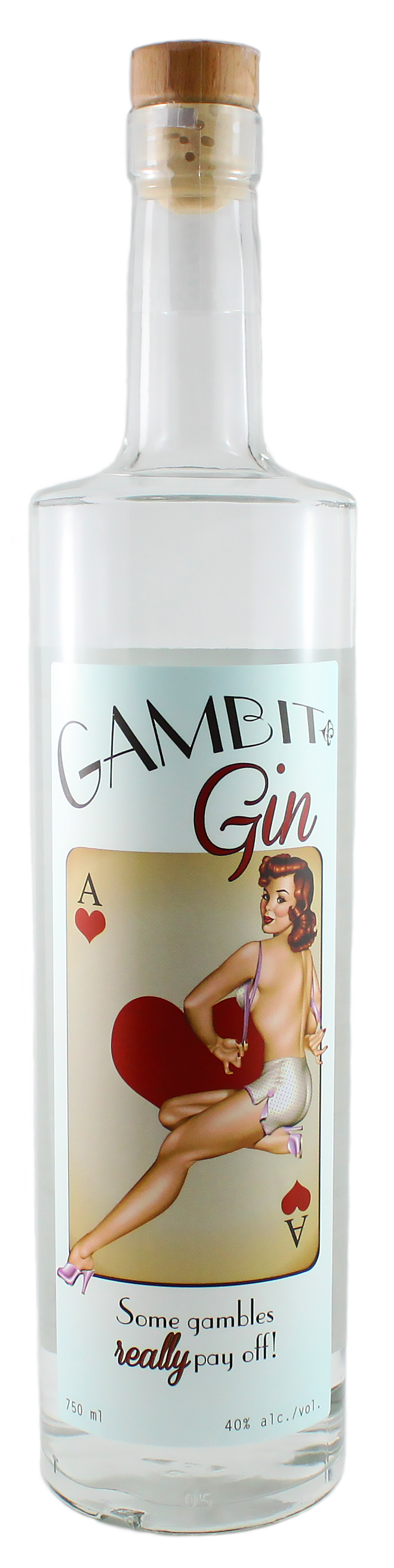 Lucky Bastard Distillers Gambit Gin