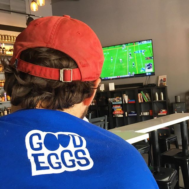 Saturdays are Good Eggs 🍺❤️ #WeAreGoodEggs