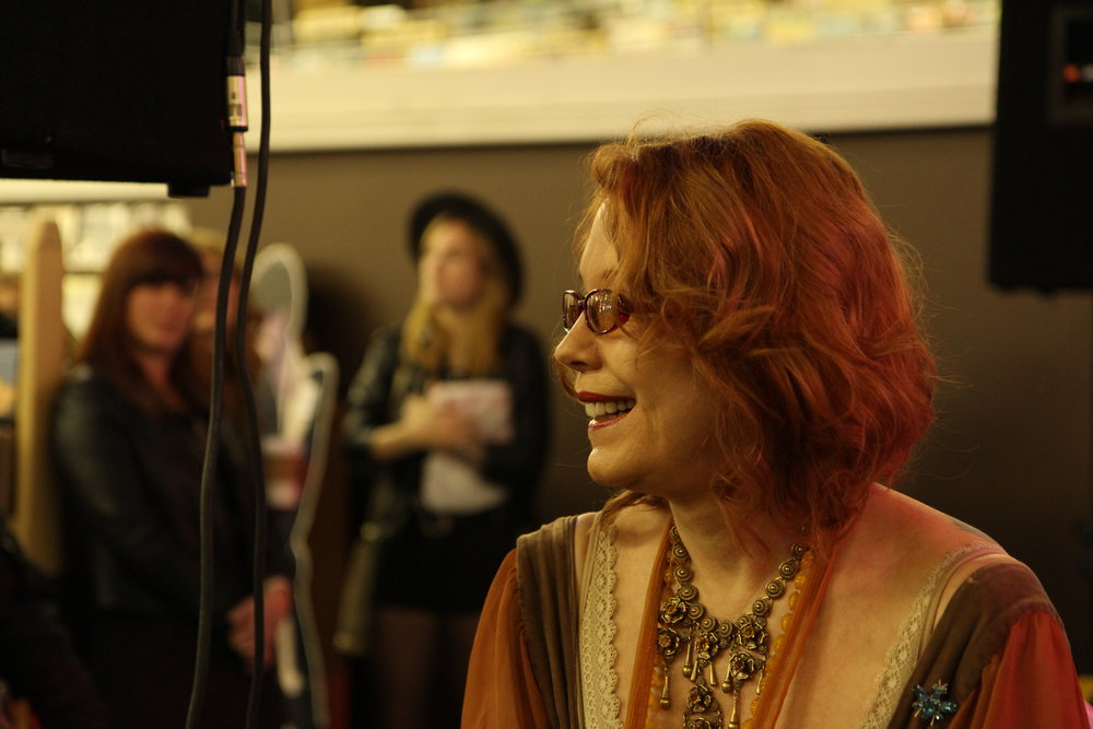 Pamela Des Barres @ Sonic Boom