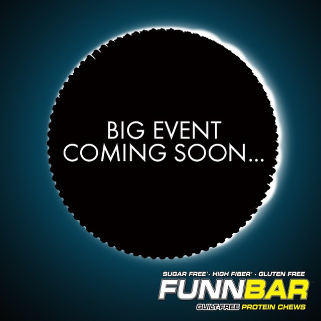 Get ready for some FUNN! More details coming soon! || #bpisports #bepowerful #funnbar #proteincandy #protein #cleancandy #bpination #teambpi #fitness #instagramfitness #igfit #findthefunn #funntimes #fitfam #getfit #gains #sharethefunn #iifym #snackideas #mealprep