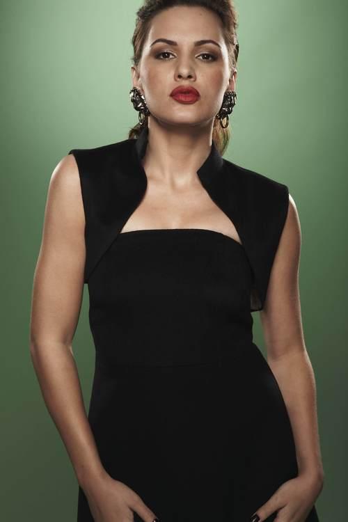 Strapless Little Black Dress With Bolero Jacket Kathy Wilson Atelier