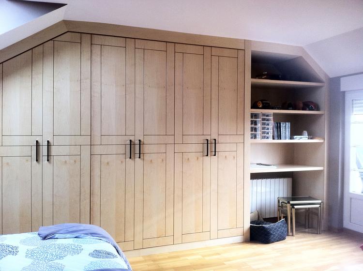 Dormitorios, armarios y vestidores.