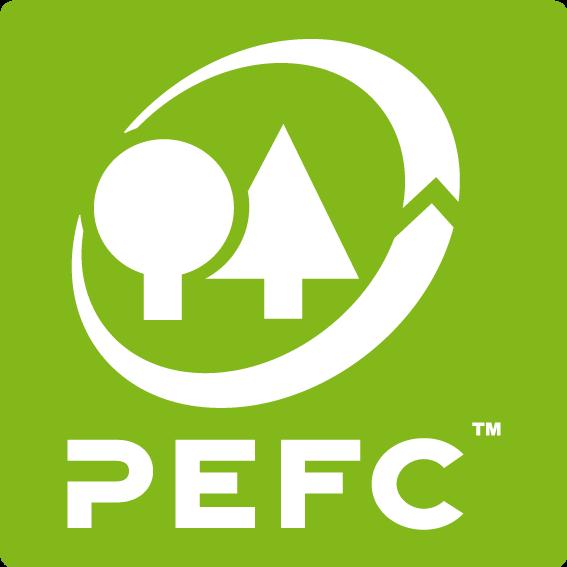 Pasión por los bosques. Rhico sólo trabaja con maderas que han sido admitidaspor la Asociación Española para la Sostenibilidad Forestal.