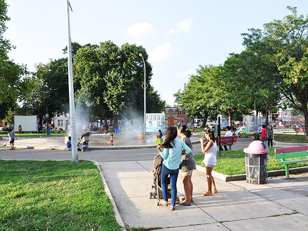 Park design & planning -