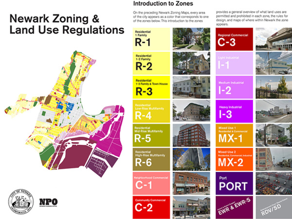 Zoning & land use regulations -