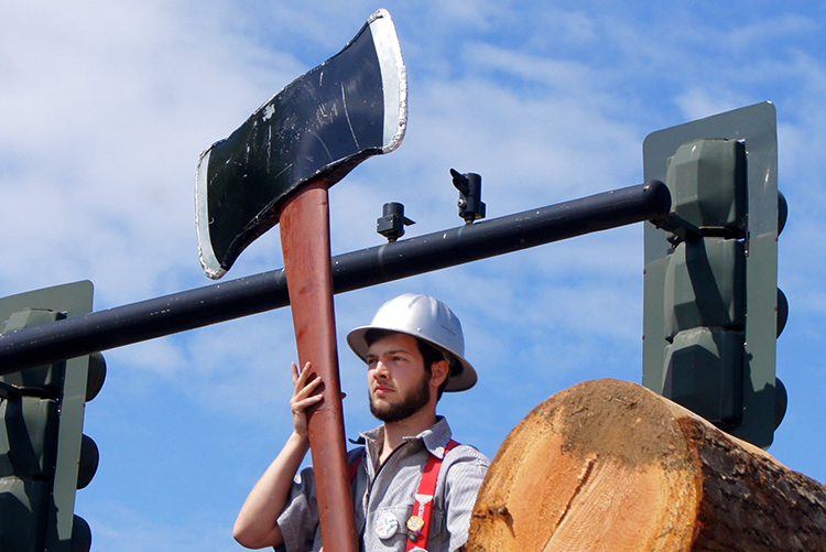 The 71st Annual Paul Bunyan Parade takes place on Saturday, May 30 at 11AM.