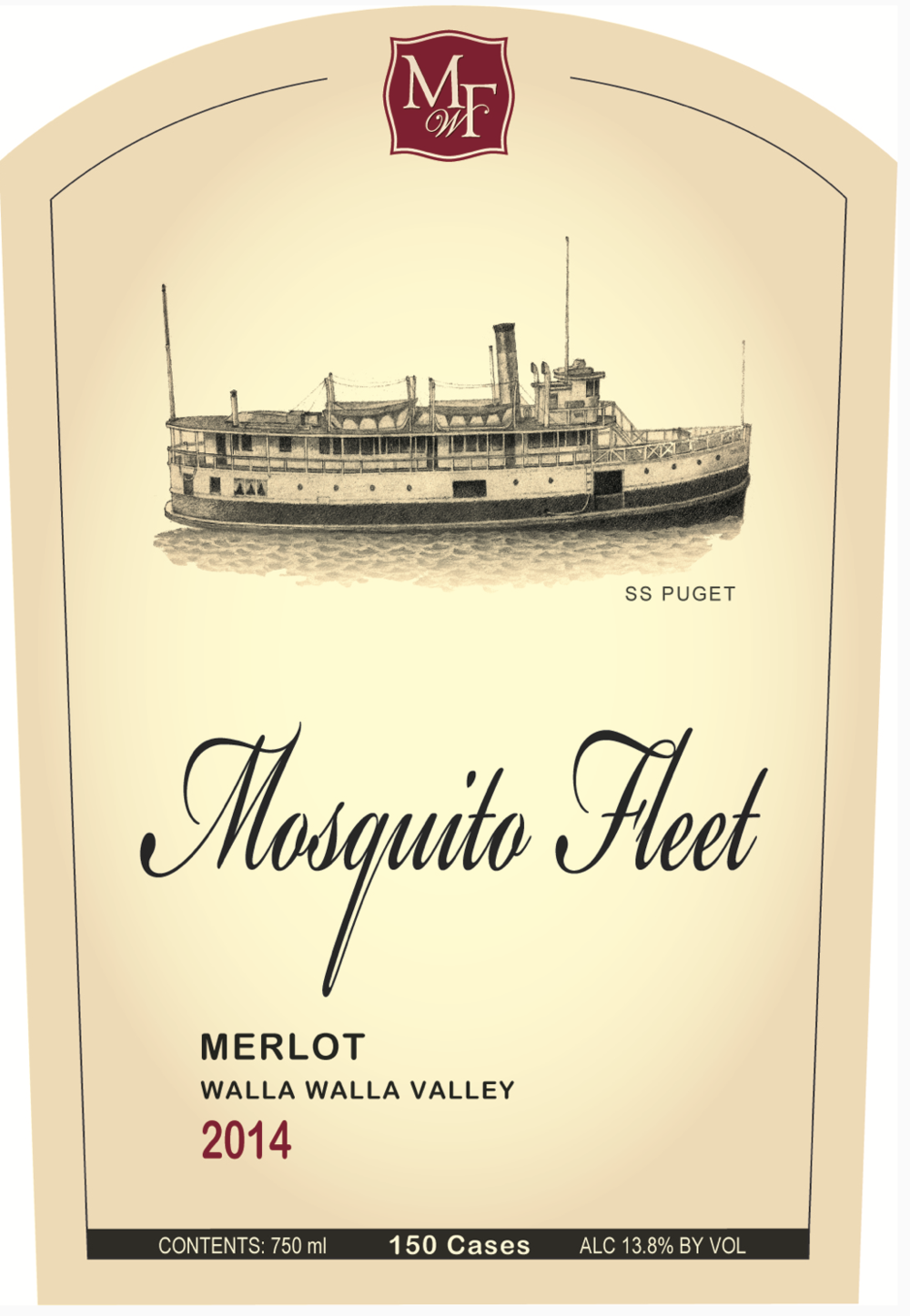 Mosquito Fleet Winery tasting room is located in Belfair WA, and is open every Saturday 12-5 PM and Sunday 12-4 PM.