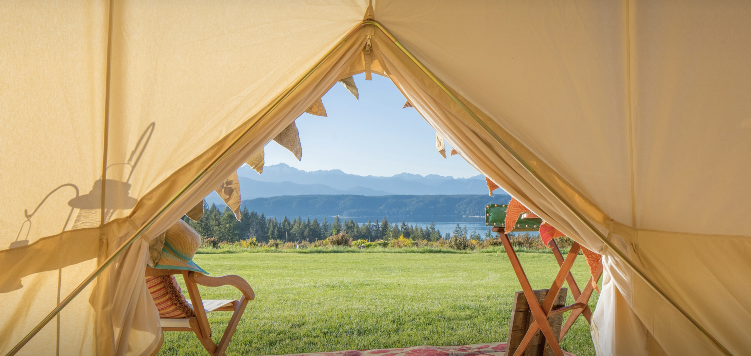Hood Canal Glamping Explore Hood Canal