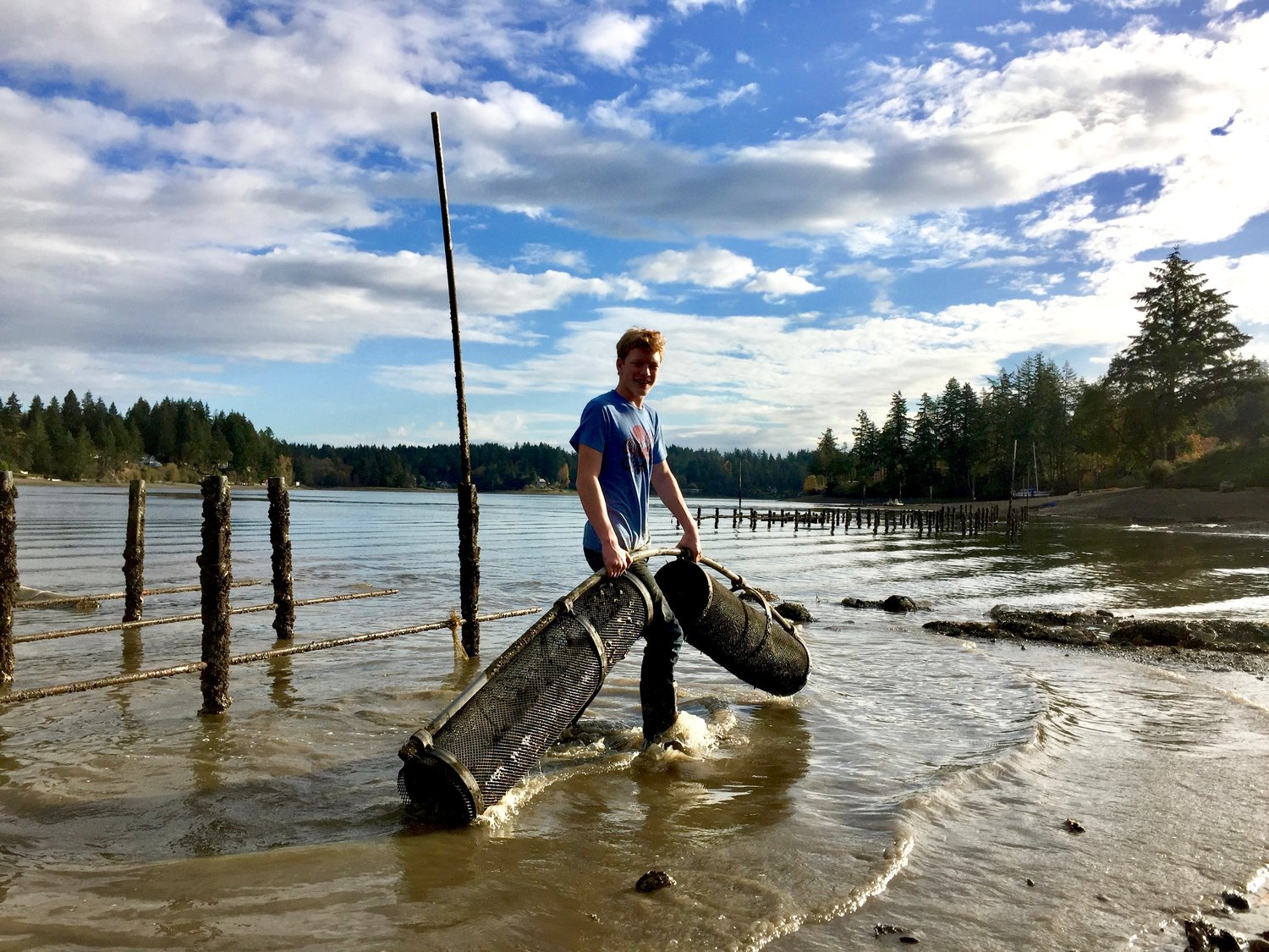 Fresh Shellfish From The Source Explore Hood Canal