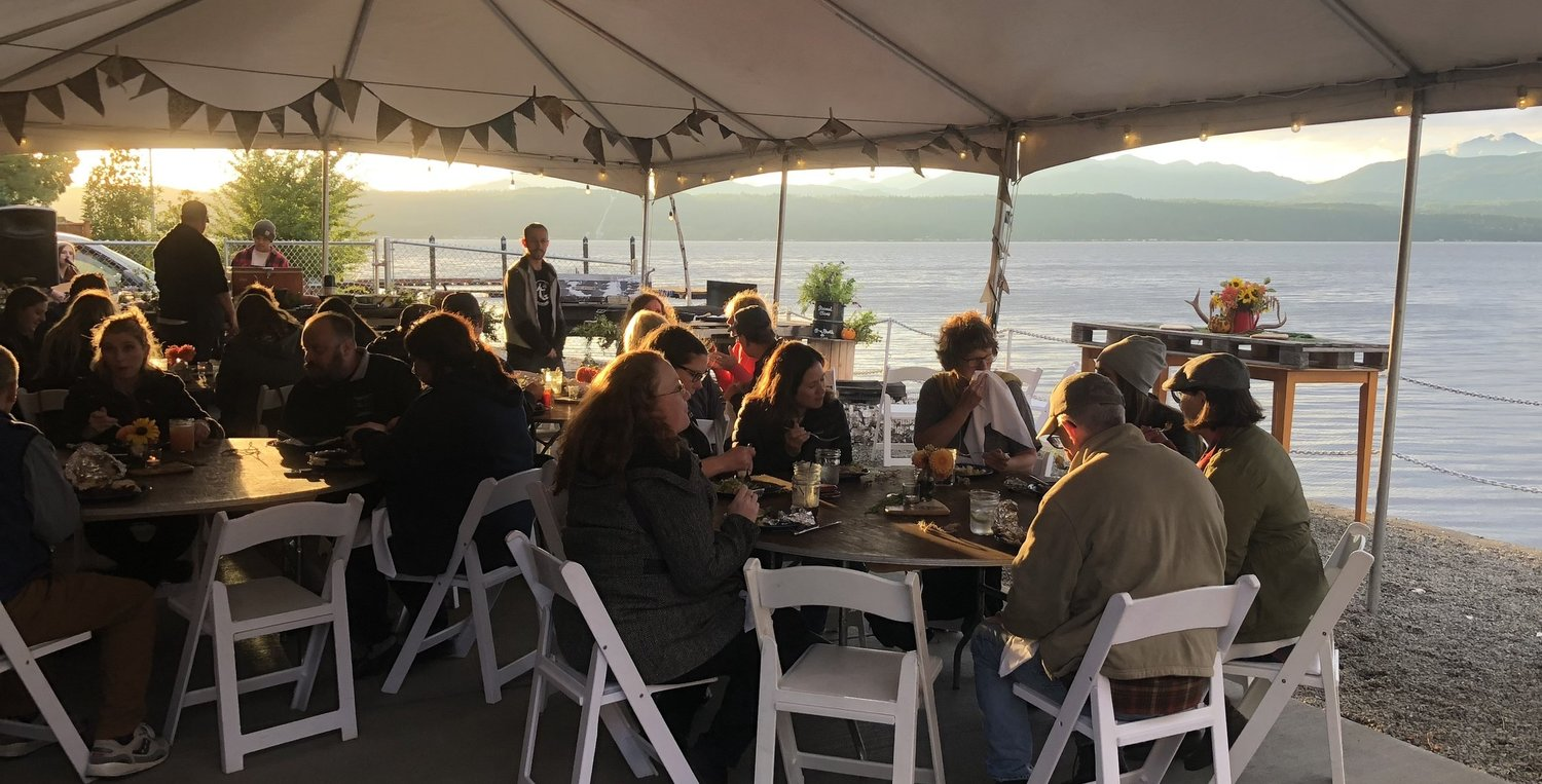 Canal Cookout At Union City Market Explore Hood Canal