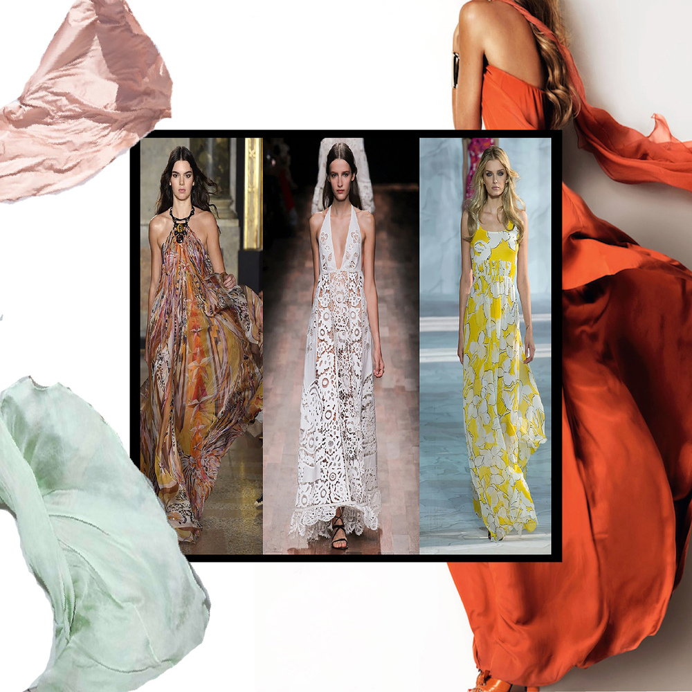 From The Runway To The Streets: Maxi Dresses — VANITY ROOM