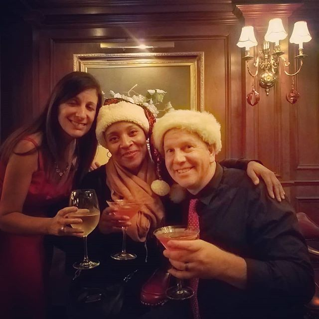 Merry Cheer....Happy Holidays! #pacificdiningcar #losangeles #christmas