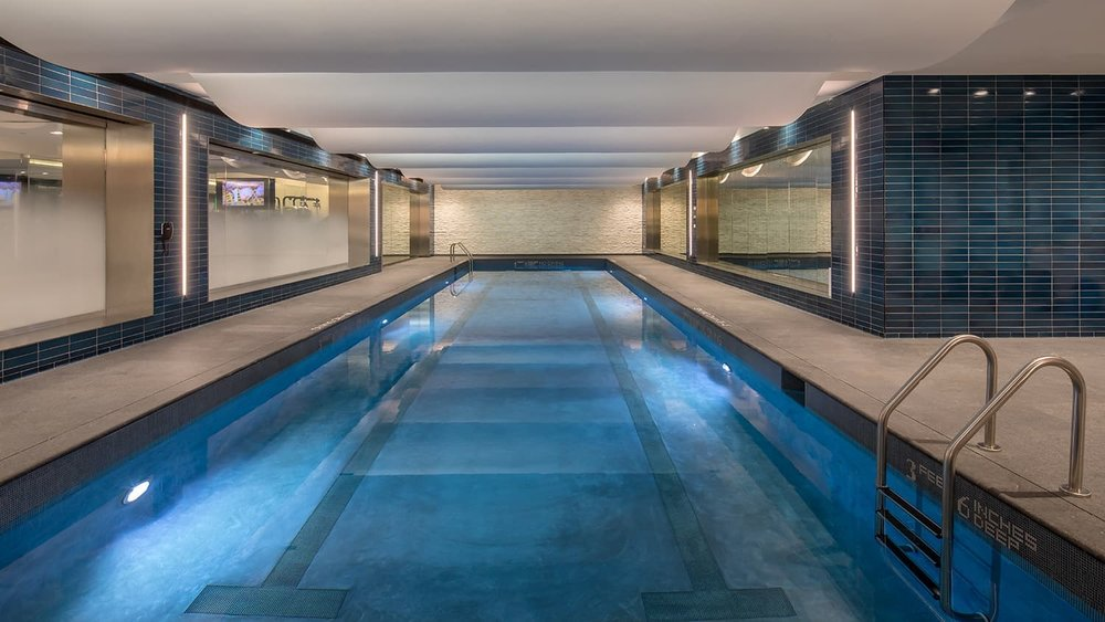 A FITNESS OASIS