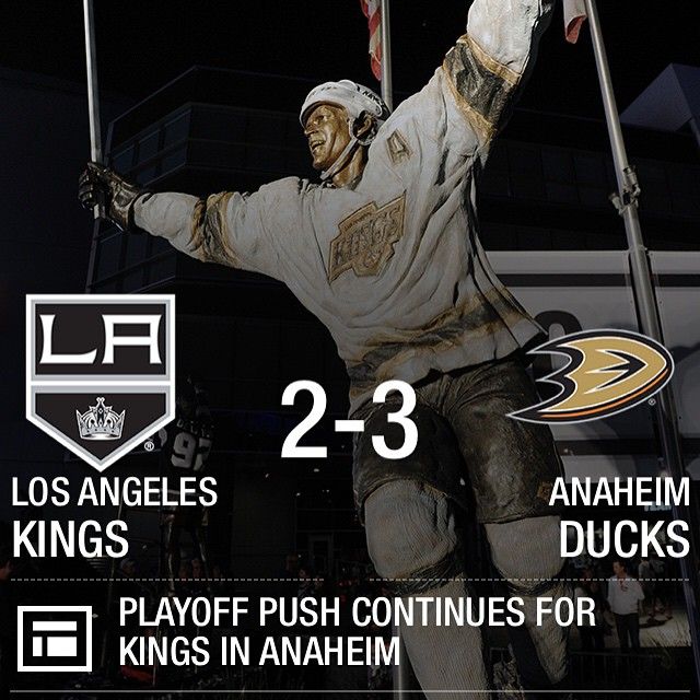 Can't stand Kesler. Such a grind to the playoffs. #LAKings #AnaheimDucksSuck