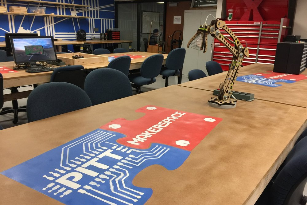 pitt makerspace, university of pittsburgh